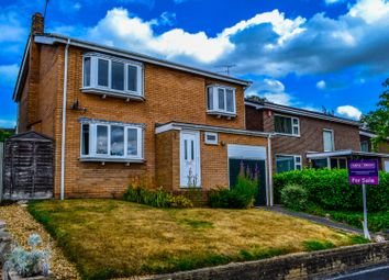 Thumbnail 4 bed detached house for sale in Swaledale Avenue, Congleton