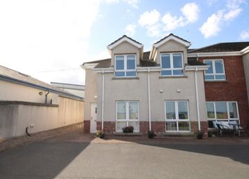 Thumbnail 2 bed flat to rent in The Links Main Road, Cloughey, Newtownards