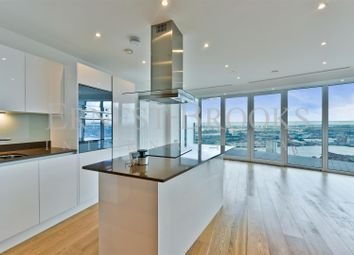 Thumbnail 2 bed flat to rent in Arena Tower, 25 Crossharbour Plaza