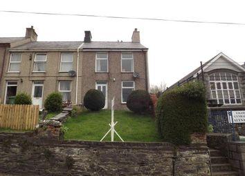 Thumbnail 3 bed end terrace house for sale in Coed Madog Road, Talysarn, Caernarfon, Gwynedd