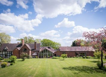 Thumbnail 6 bed property for sale in Mousley End, Hatton, Warwick