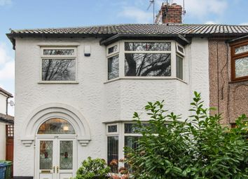 Thumbnail 3 bed semi-detached house for sale in Brodie Avenue, Allerton, Liverpool