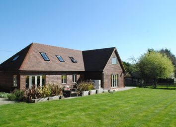 Thumbnail 4 bed detached house for sale in Goose Hill, Headley, Thatcham