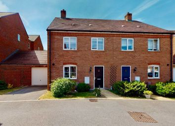 Thumbnail 4 bed semi-detached house for sale in Baileys Way, Chichester