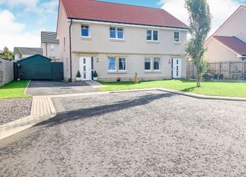 Thumbnail 3 bed semi-detached house for sale in Brock Road, Inverness