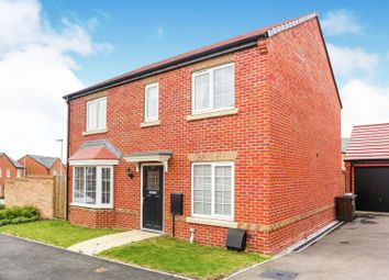 Thumbnail 4 bed detached house for sale in Craig Hopson Avenue, Castleford
