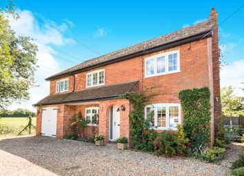 Thumbnail 4 bed detached house for sale in Aldermaston Road, Pamber End, Tadley, Hampshire