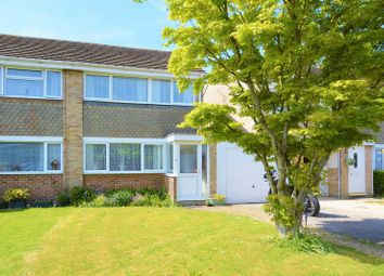 Thumbnail 3 bed terraced house for sale in Deansfield, Cricklade, Wiltshire