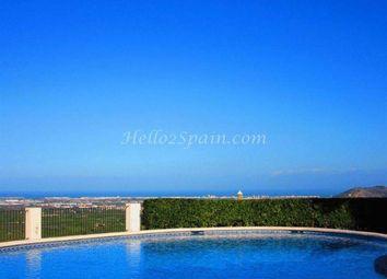 Thumbnail 2 bed town house for sale in Ador, Alicante, Spain