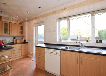 Thumbnail 4 bed detached house for sale in Chestnut Avenue, Walderslade, Chatham, Kent