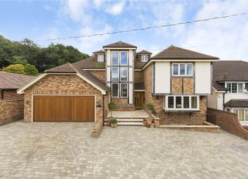 Thumbnail 5 bed detached house for sale in Westley Road, Langdon Hills, Essex