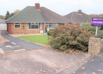 Thumbnail 2 bed semi-detached bungalow for sale in Furlong Lane, Halesowen