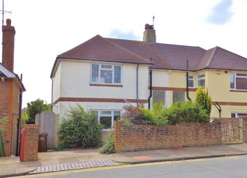 Thumbnail 3 bed semi-detached house for sale in Osborne Road, Eastbourne
