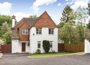 Thumbnail 4 bedroom detached house to rent in Marsham Lane, Gerrards Cross