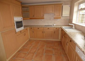 Thumbnail 3 bed detached house to rent in Meadows Court, Rossington, Rossington, Doncaster DN110Yg