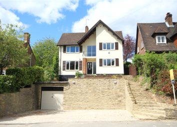 Thumbnail 5 bed detached house to rent in Station Road, Amersham, Buckinghamshire