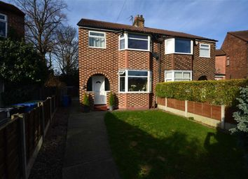 Thumbnail 3 bedroom semi-detached house to rent in Ambleside Road, Flixton, Urmston, Manchester