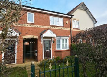 Thumbnail 2 bed terraced house for sale in Crispin Road, Woodhouse Park, Manchester
