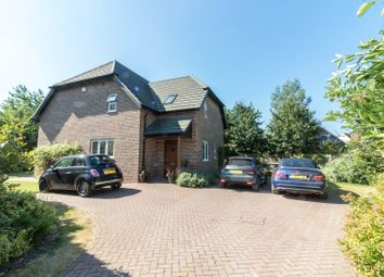 Thumbnail 4 bed detached house for sale in Mill Lane, Padworth, Reading