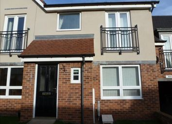 Thumbnail 3 bed terraced house to rent in Marshall Close, Ashington