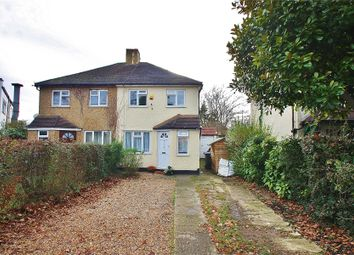Thumbnail 3 bed semi-detached house for sale in St Johns, Woking