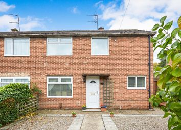 Thumbnail 3 bed semi-detached house for sale in Lyttelton Street, Derby