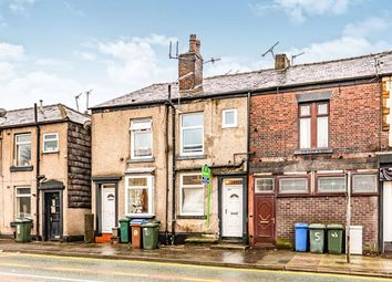 Thumbnail 1 bed terraced house to rent in Halifax Road, Rochdale