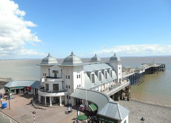 Thumbnail 3 bed flat for sale in Windsor Court, The Esplanade, Penarth