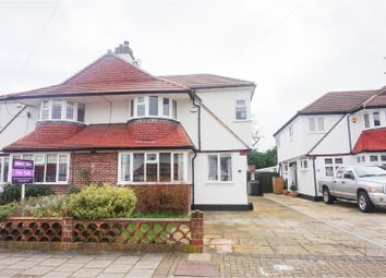 Thumbnail 4 bed semi-detached house for sale in Willett Close, Orpington