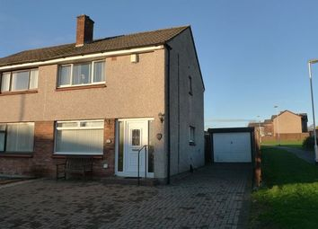 Thumbnail 2 bed semi-detached house for sale in Barry Road, Kirkcaldy