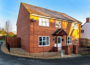 Thumbnail 4 bed detached house for sale in Old School Lane, Cranwell Village, Sleaford, Lincolnshire