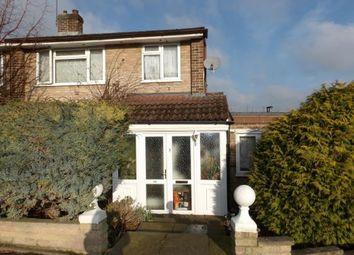 Thumbnail 4 bed semi-detached house for sale in Ambleside Gardens, Selsdon, South Croydon, Surrey