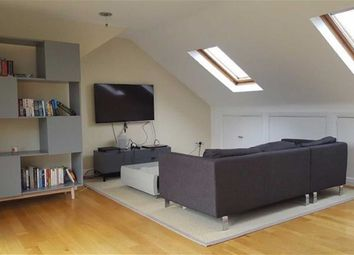Thumbnail 3 bedroom flat to rent in Howitt Road, Belsize Park, London