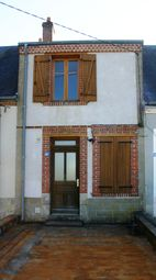 Thumbnail 2 bed town house for sale in Aigurande, Indre, Centre, France