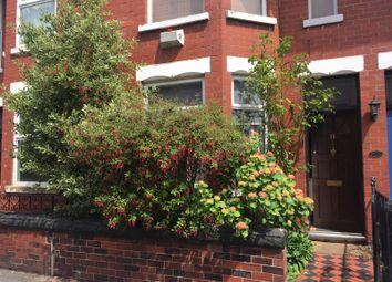 Thumbnail 3 bed terraced house to rent in Redruth Street, Manchester