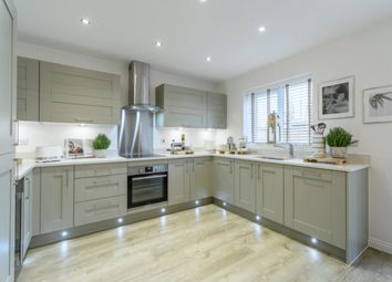 "Thumbnail 4 bedroom detached house for sale in ""The Settle"" at Doublegates Avenue, Ripon"