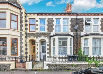 4 bed terraced house for sale in Donald Street, Cardiff, Caerdydd CF24