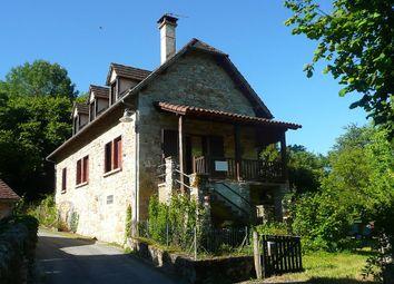 Thumbnail 3 bed property for sale in Midi-Pyrénées, Aveyron, Balaguier D'olt