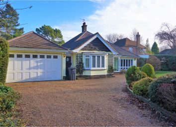 Thumbnail 3 bed bungalow for sale in Woodcote Park Avenue, Purley