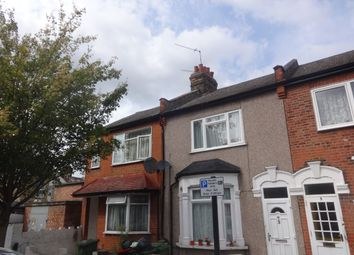 Thumbnail 3 bedroom end terrace house to rent in Frinton Road, London
