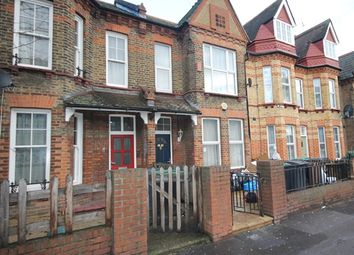 Thumbnail 4 bed terraced house to rent in Gladstone Avenue, London