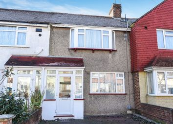 Thumbnail 3 bedroom terraced house for sale in Rochford Way, Croydon