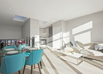 Thumbnail 2 bed flat for sale in Court Way, London