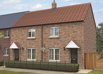 Thumbnail 2 bed town house for sale in Plots 63 & 64, The Tribeca, The Swale, Corringham Road