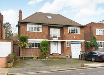 Thumbnail 5 bed detached house to rent in The Ridings, London