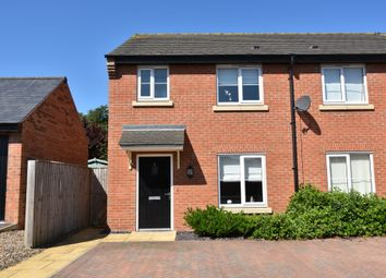 Thumbnail 3 bed semi-detached house for sale in Crabtree Drive, Malton