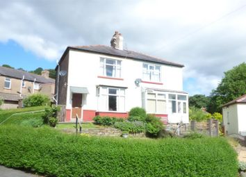 Thumbnail 2 bed semi-detached house for sale in Newbigging Avenue, Waterfoot, Rossendale