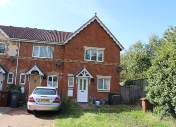 Thumbnail 3 bed end terrace house to rent in Stern Close, Barking