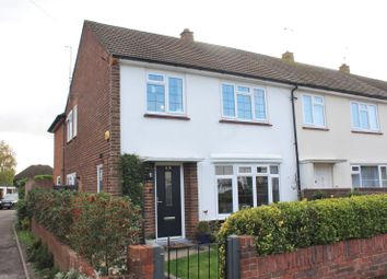 4 bed end terrace house for sale in Longfield Road, Ash, Surrey GU12