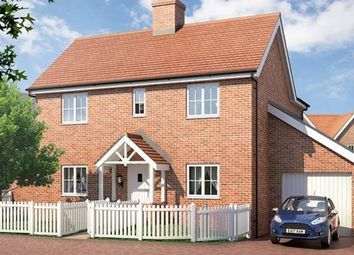 Thumbnail 1 bed detached house for sale in Barker Close, Bishop's Stortford